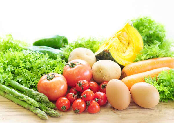 野菜で離乳食を作る前に知っておきたい「選び方・洗い方」