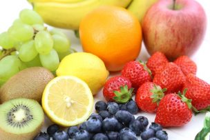 食後のフルーツ